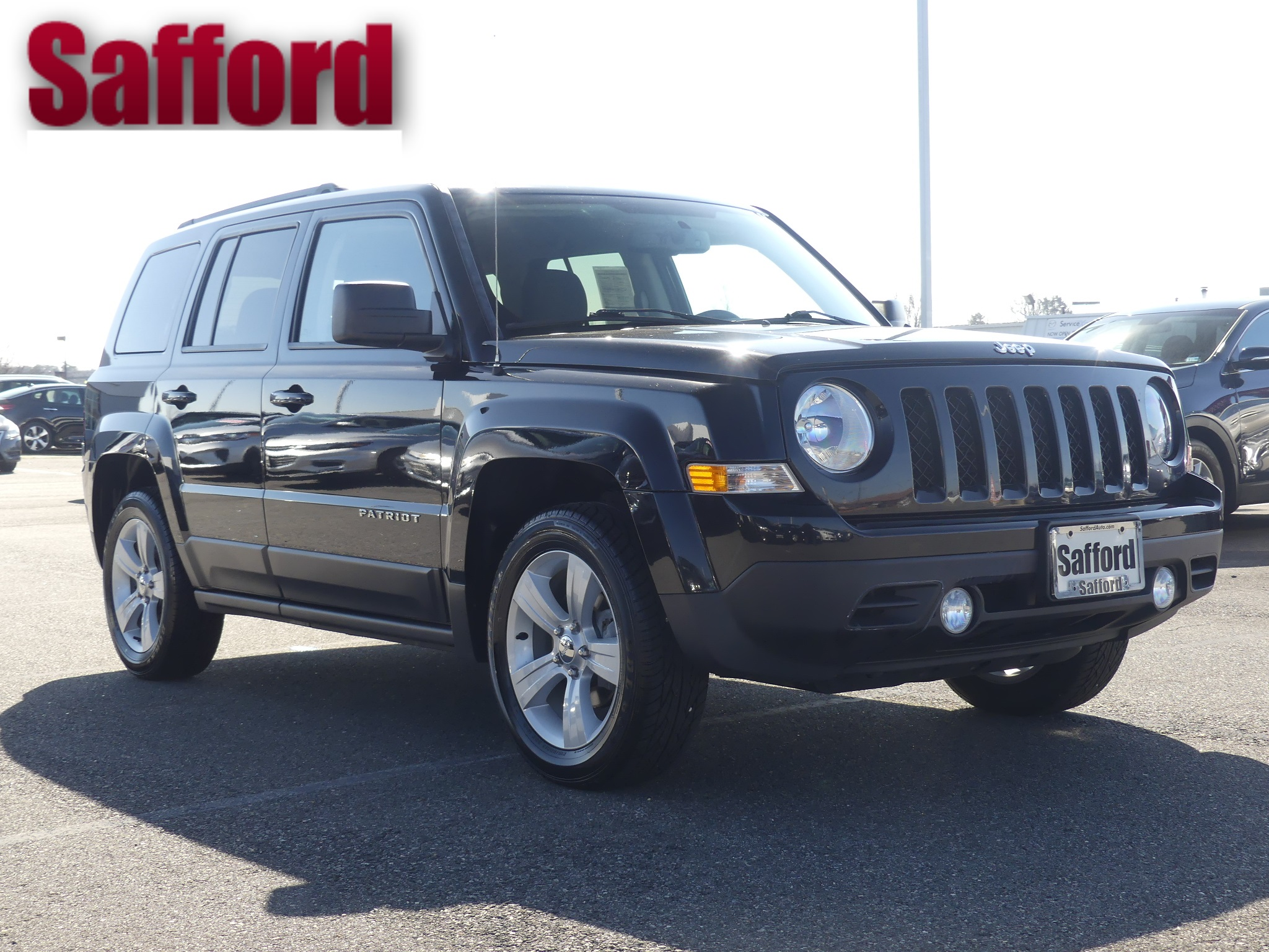 pre-owned 2016 jeep patriot latitude sport utility in salisbury