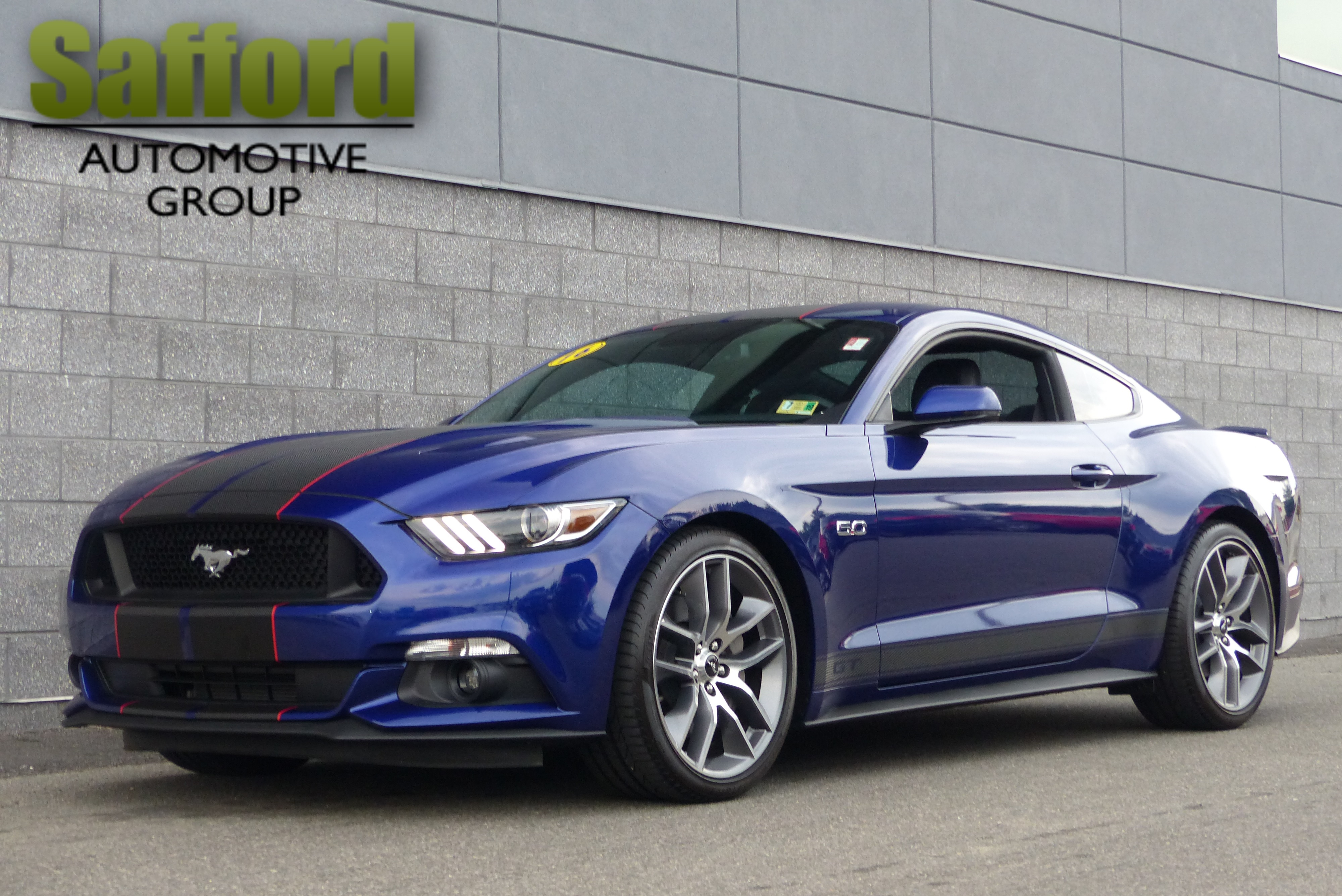 Pre Owned 2016 Ford Mustang GT 2dr Car in Salisbury W A
