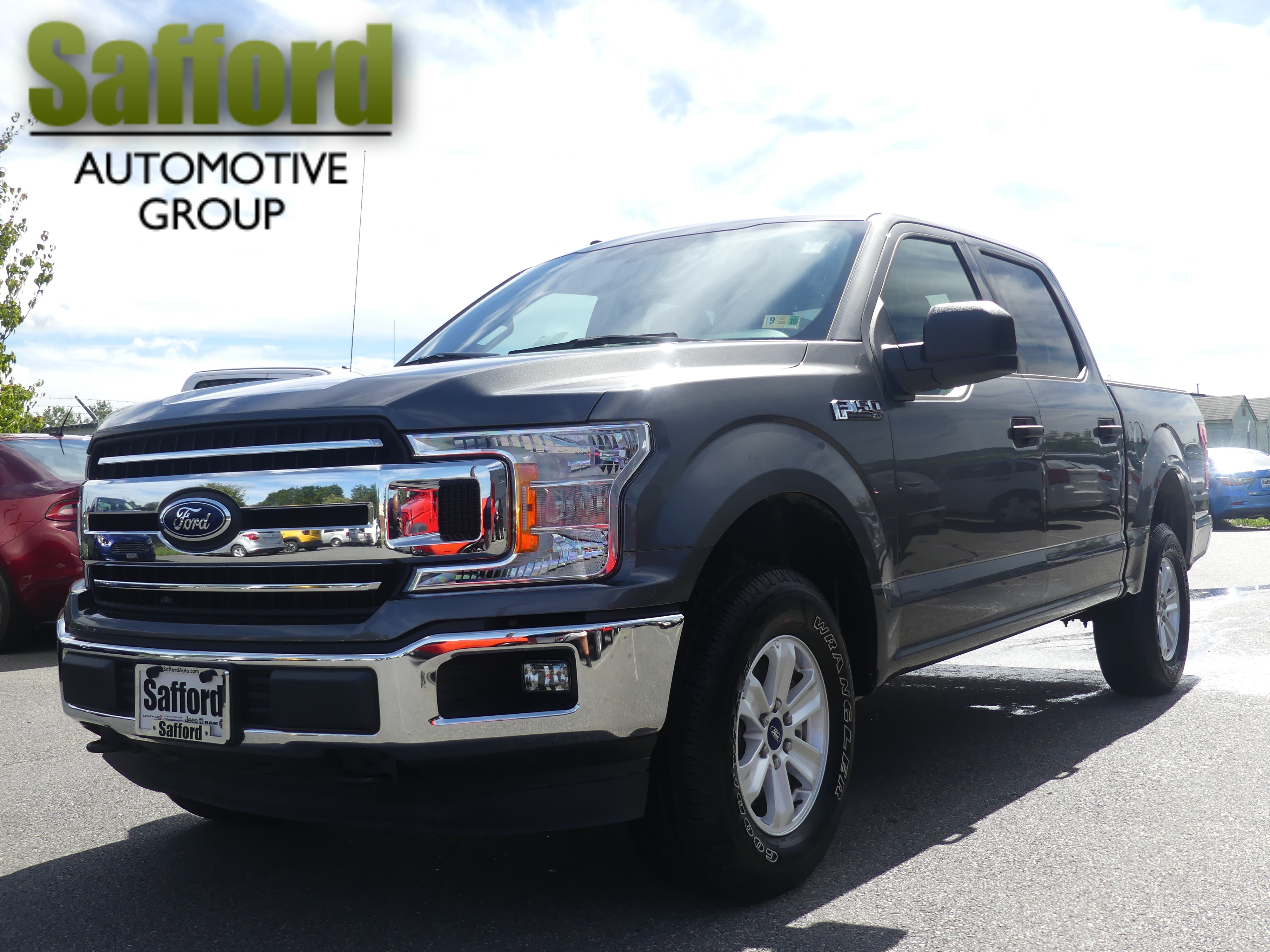 Pre owned 2018 ford f 150 xl