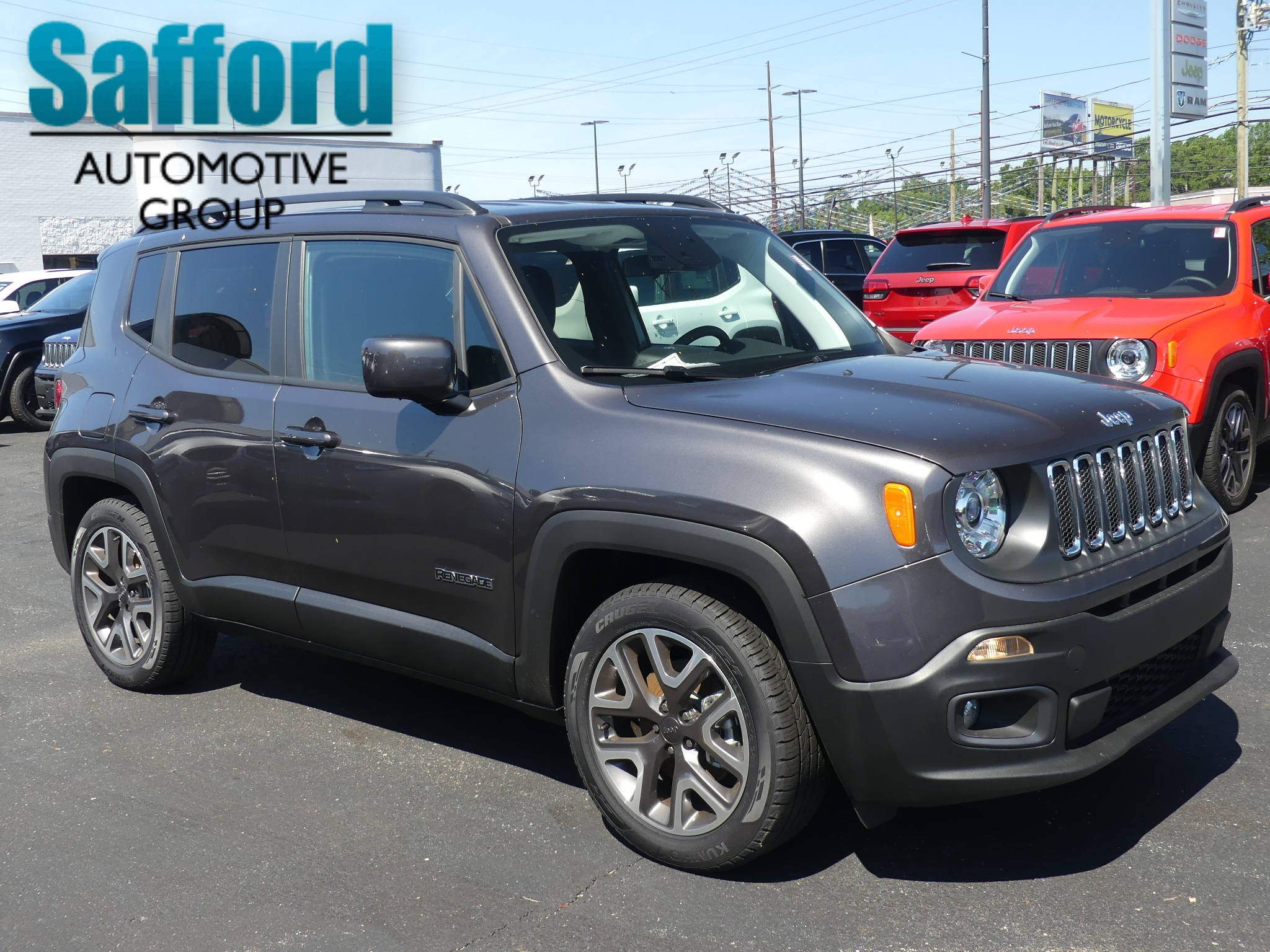 new 2018 jeep renegade latitude sport utility in salisbury. Black Bedroom Furniture Sets. Home Design Ideas