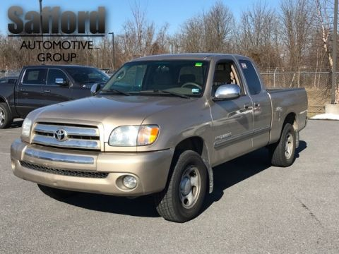 Pre-Owned 2003 Toyota Tundra SR5